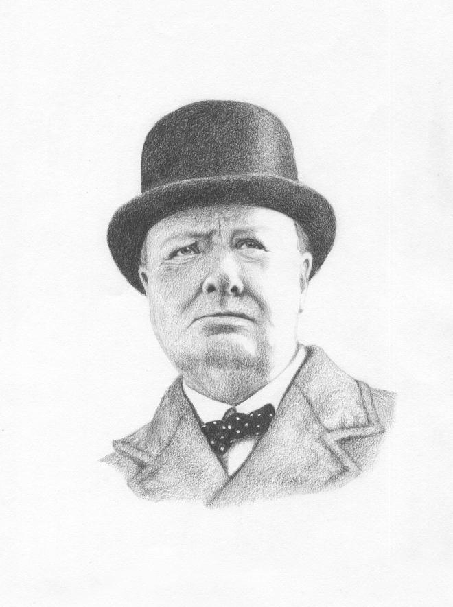 """Winston Churchill"""